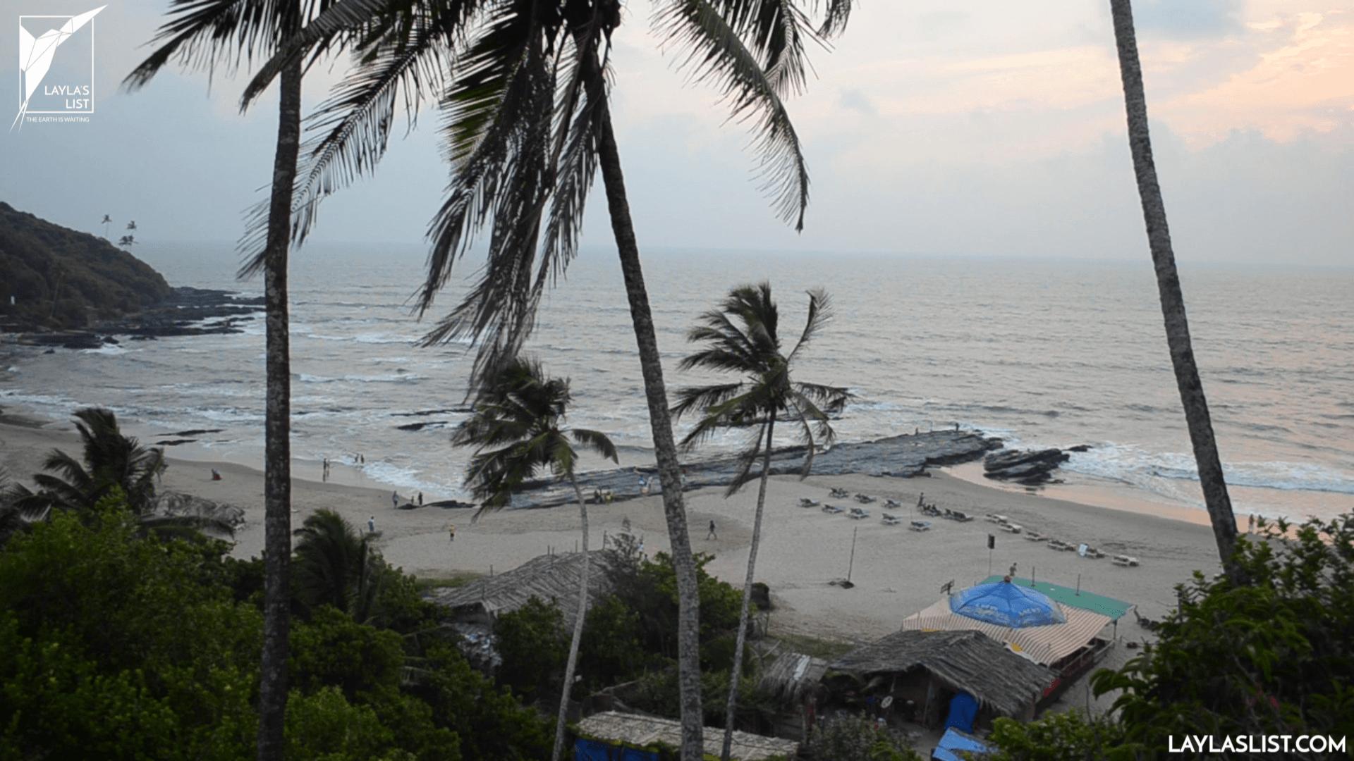India Beach Cafe Ha