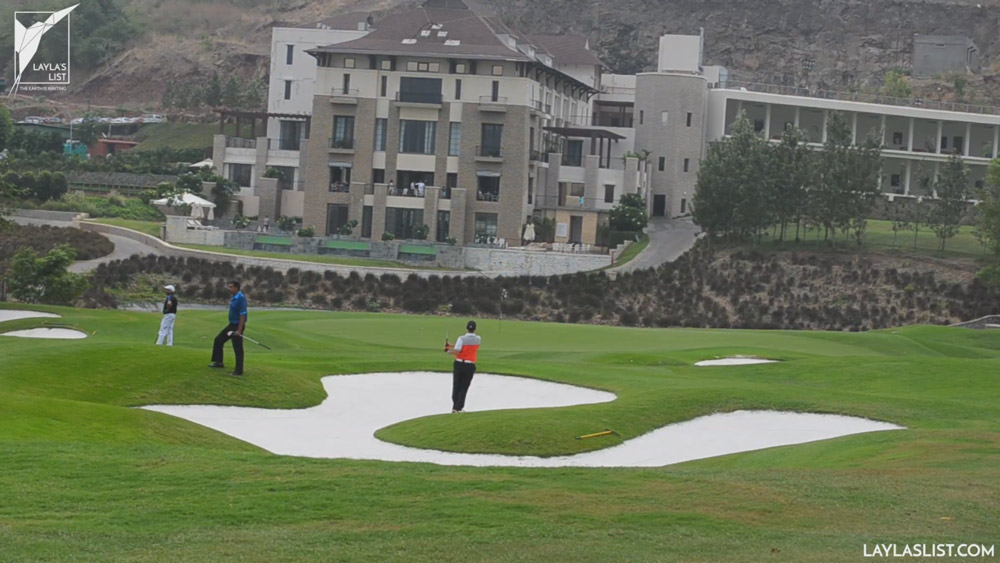 Oxford Golf Resort Pune Maharashtra